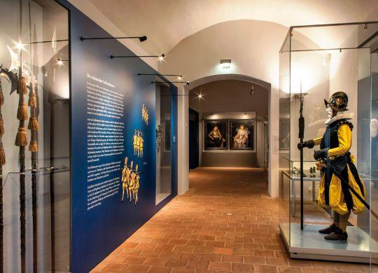 interessante Ausstellung auf Schloss Hartenfels, Torgau Residenz der Renaissance und Reformation