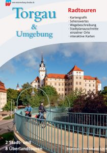 Radkarten-Set für Torgau & Umgebung